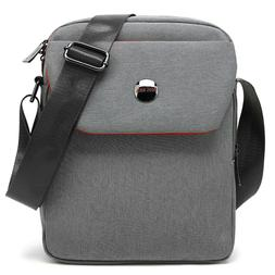 """CoolBELL for 10.6"""" iPad Shoulder Bag Canvas Messenger Bag Ca"""