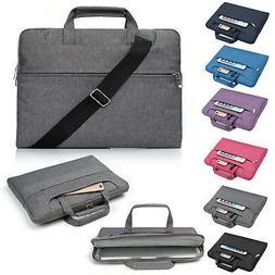 11 13 15 inch Laptop Shoulder Sleeve Computer Messenger Case