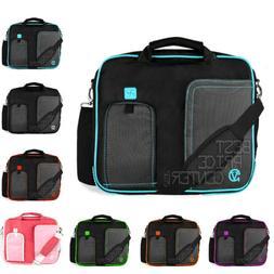"11.6"" inch Tablet Carry Notebook Laptop Bag Sleeve Case Shou"