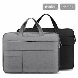 """13.3"""" 15.6"""" Laptop Shoulder Bag Slim Cover Case For Macbook"""