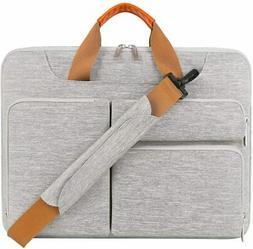 "14"" Business Laptop Shoulder Bag Sleeve Travel Computer PC C"