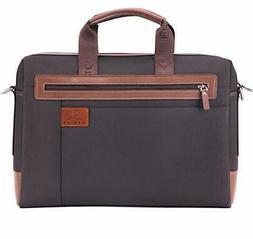 Banuce 14 Inch Laptop Messenger Bag Waterproof Nylon Briefca