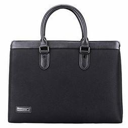Banuce 14 Inch Laptop Messenger Bag Waterproof Nylon Mens Br