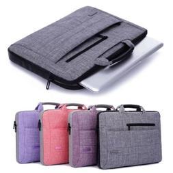 """15"""" 15.6"""" Laptop Notebook Bag Messenger Shoulder Sleeve Case"""