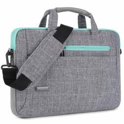 15 6 Messenger Business Briefcase Laptop Sleeve Shoulder Bag