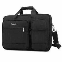 Coolbell 15.6 Inch Laptop Messenger Bag Briefcase Protective