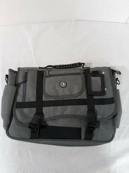 CoolBELL 15.6 Inch Laptop Shoulder Bag Messenger Case Sport