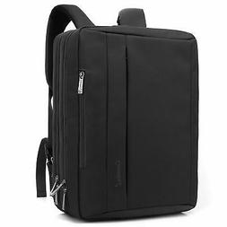 CoolBELL 15.6 Inches Convertible Laptop Messenger Bag Should