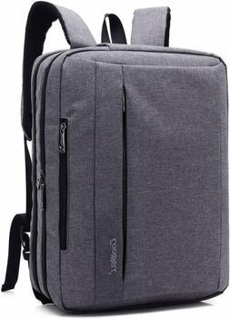 15.6 Inches Convertible Laptop Messenger Bag Shoulder Bag Ba