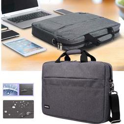 """15.6"""" Laptop Bag Case Waterproof Messenger Bag Shoulder Bag"""