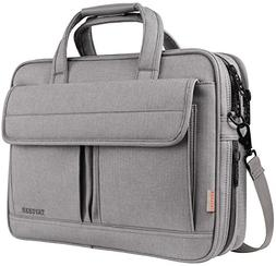 15.6 Laptop Case, Laptop Briefcase Bag for Men Women,Busin