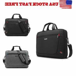 CoolBELL15.6''Mens Shoulder Bag Tactical Briefcase Computer