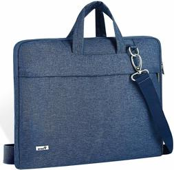 """15"""" Business Laptop Sleeve Slim Computer Carry Case Travel S"""