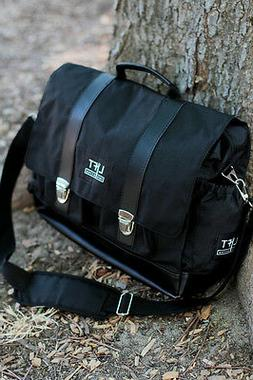 "Lift Initiative 15""x11.75""x6"" messenger bag"