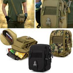 1x Messenger Bag Men Cycling Equipment Small Military Huntin