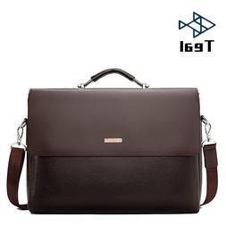 2019 Fashion Business Men Briefcase <font><b>Leather</b></fo