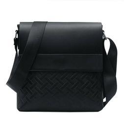 2020 High Quality PU Leather Men Messenger Bag Crossbody Bag