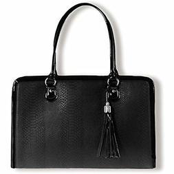 BfB Laptop Bag for Women - Handmade Designer Briefcase Messe