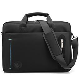 CoolBELL 15.6 inch Laptop Bag with Strap Messenger Bag Singl