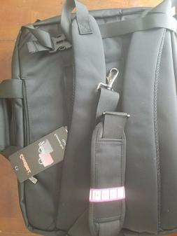Coolbell 15.6 convertible Laptop Messenger Bag Single should