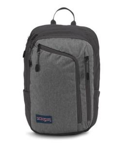 Jansport Platform black white herringbone backpack # T55BOLT