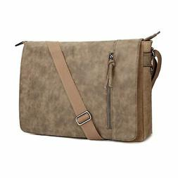 Laptop Messenger Bag 16.5 inch for Men and Women, Tocode Vin