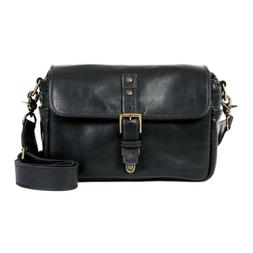 ONA - The Bowery - Camera Messenger Bag - Black Leather