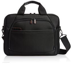 Samsonite Pro 4 DLX Slim Brief - 15.6 Inch, Black, One Size