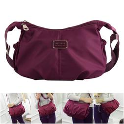 Women's Shoulder Bags Casual Handbag Travel Bag Messenger Ny