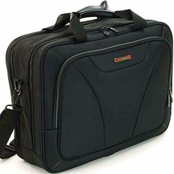 "Alpine Swiss Cortland 15.6"" Laptop Bag Organizer Briefcase B"