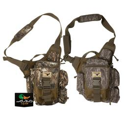 AVERY OUTDOORS CAMO MESSENGER BAG DUCK GOOSE HUNTING BLIND B
