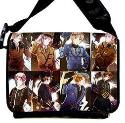 Siawasey Axis Powers Hetalia Anime Cosplay Backpack Messenge