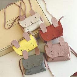 Baby Kids Girls PU Leather School <font><b>bag</b></font> Sh