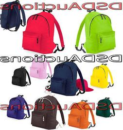 Bagbase Fashion Backpack Rucksack in 20 Colours Cycling Bag