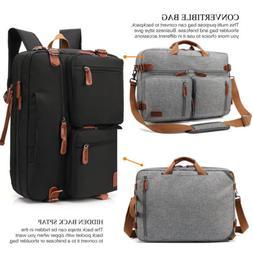 CoolBELL Backpack Messenger Shoulder Bag Laptop Case Handbag