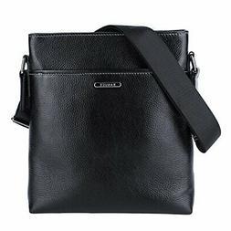 Banuce Ban'nyusu messenger bag Men's shoulder bag leather bl