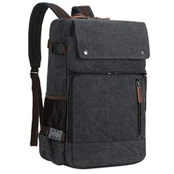 BAOSHA BC-08 3-in-1 Multifunction Men's Briefcase Rucksack M