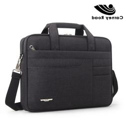 Brand Waterproof Men Women 14 15.6 inch Laptop Briefcase <fo