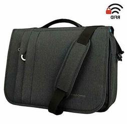 KROSER Briefcase Laptop Messenger Bag 16 inch Laptop Bag