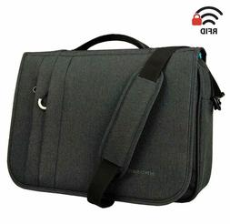 Kroser Briefcase Laptop Messenger Bag 16 Inch Laptop Bag Wat