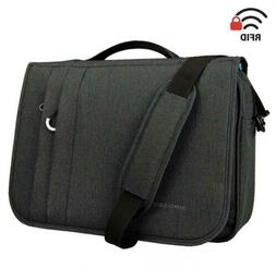 KROSER Briefcase Laptop Messenger Bag 16 inch Water-Repellen