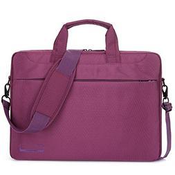 BRINCH 15.6 Inch Oxford Fabric Lightweight Laptop Shoulder C