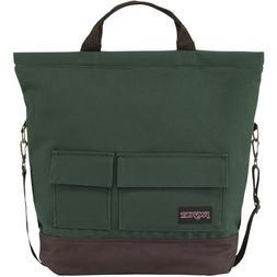 "JanSport Broderick 15"" Laptop Tote Bag - Black / 17.3""H x 18"