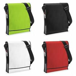 BagBase Budget Vertical Plain School/Work Shoulder/Messenger