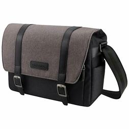 Mosiso Camera Bag Large Messenger Bag For Digital SLR/DSLR C