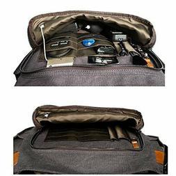 Estarer Camera Shoulder Bag for SLR/DSLR Digital Cameras Lap