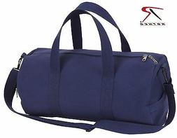 "Rothco Canvas Shoulder 19"" Duffle Bag, Navy Blue"