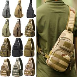 chest bag sling pack mens shoulder crossbody