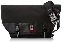 Chrome Citizen Messenger Bag Black/Black, One Size