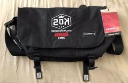 Timbuk2 Classic 2014 Messenger Bag Size Medium, NWT Cordra M